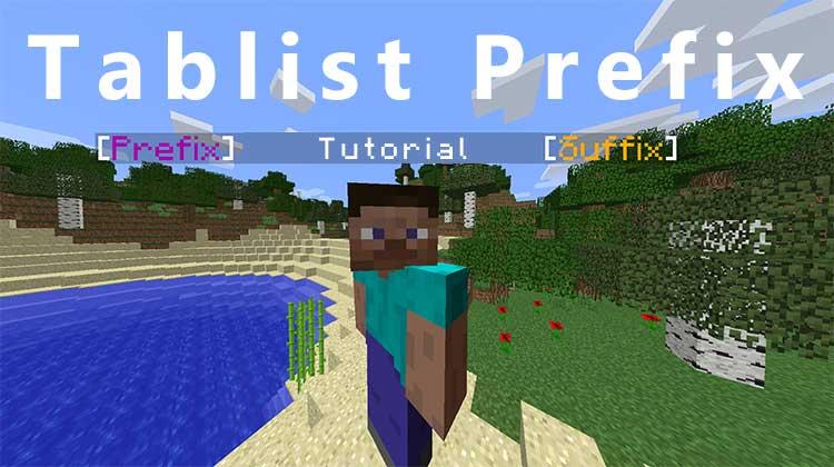Tablist-Prefix