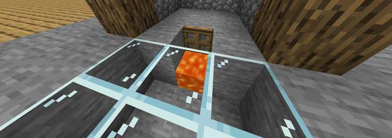 溶岩式 ゴミ箱