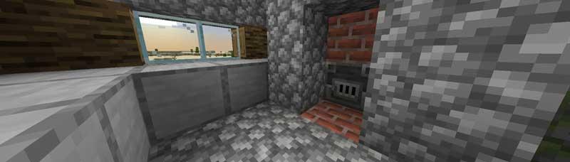 溶鉱炉は村にもある