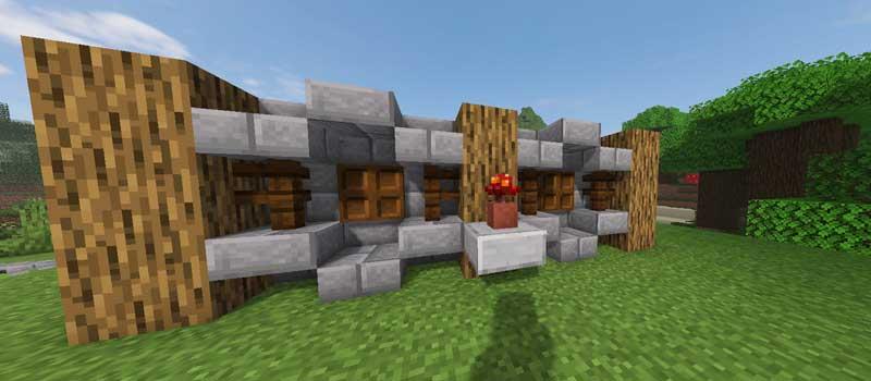ハーフブロックは建築で使う